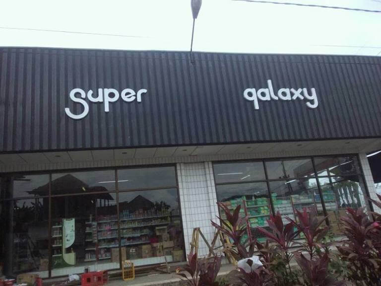 Fasilitas di Super Galaxy