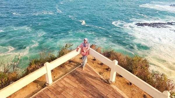 Pantai Papuma Tanjung Papuma Atau Pantai Malikan Sih Yg Bener