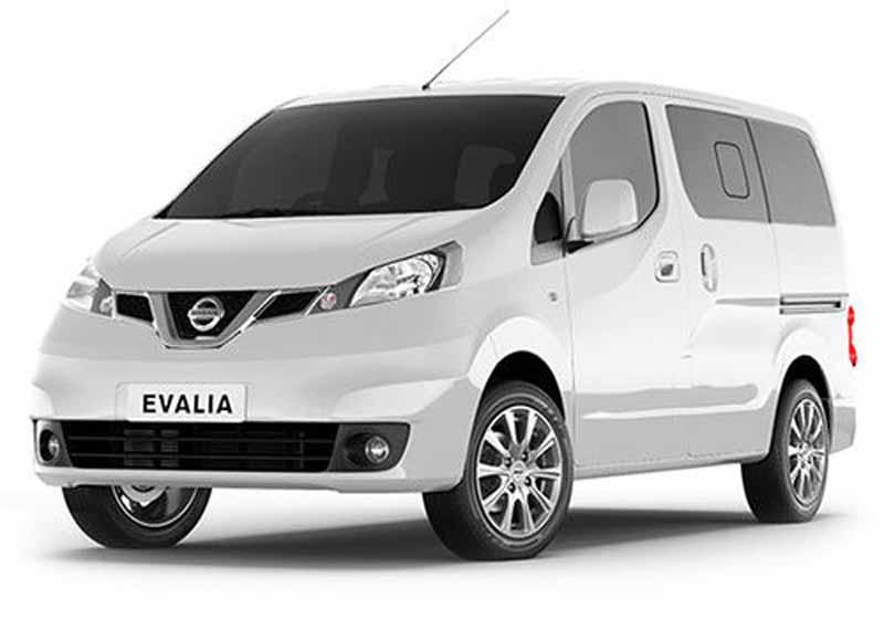 Nissan Evalia - travel jember surabaya