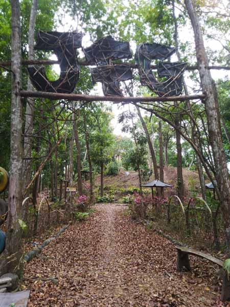 Spot foto JFG di Kotok Forest Park