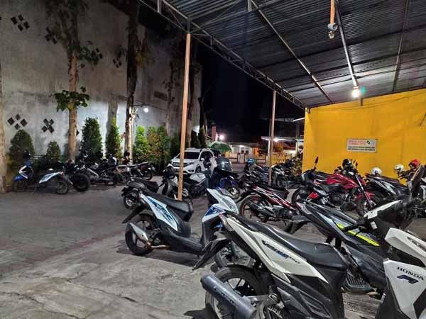 Parkiran Zona