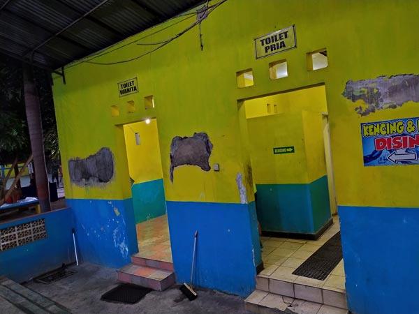 Toilet Zona Futsal