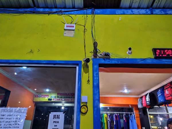 Wifi Zona Futsal