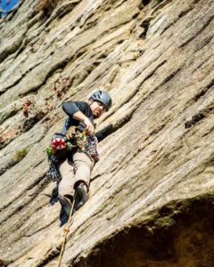 Gumuk Sepikul Rock Climbing