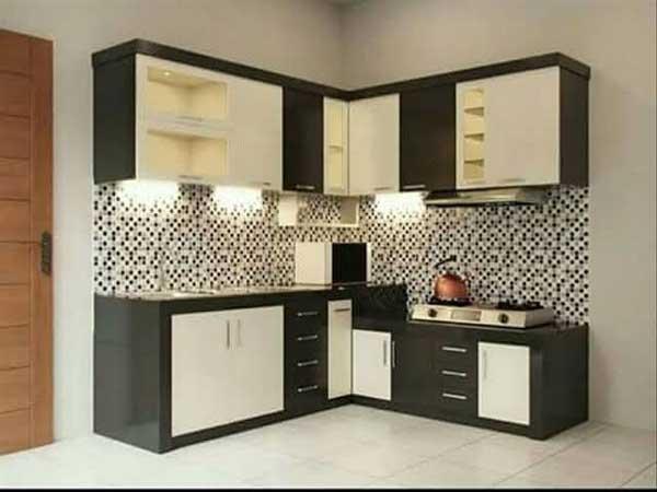 Jasa Pembuatan Kitchen Set Custom Jember Recomended Banget