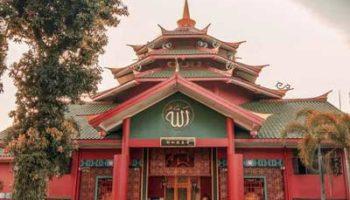 arsitektur masjid cheng ho